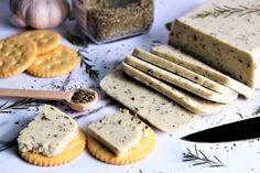How to Make Vegan Cheese - Vegan Provolone - THE HIDDEN VEGGIES