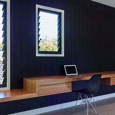This magnificent three level home makes use of Scyon Stria ™ splayed 255mm to the exterior, complete with wood cladding that grounds it in an Australian aesthetic. The interior is an extension of the modern theme, boasting Mutto pendant lights and concrete bench tops in the kitchen, and using Scyon Axon™ 133 Vertical. See details here: http://scyon.com.au/design-snippet/working-with-angles-and-a-mixed-facade#