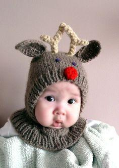#santa #cute #little #baby #holiday #christmas #winter