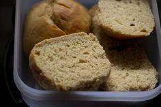 Masala Pav Recipe with stepwise pics. Masala Pav is basically pav stuffed with a spiced buttery onion, tomatoes and capsicum filling. Pav Recipe, Mumbai Street Food, Pav Bhaji, Indian Food Recipes, Spicy, Bread, Vegan, Style, Swag