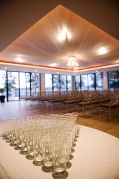 The Marquee - Example corporate event