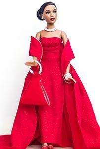 Collectible Doll, Black Doll, African American Doll, Hispanic Doll, Dolls, Delta, Lady Ivy, AKA, Lady Sigma, Zeta, Doll, Trinity Designs, Inc.