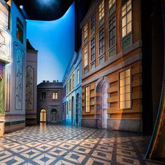We take you behind the design of the hit Broadway show She Loves Me.