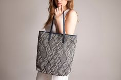 Glam Everyday medium shoulder purse Tote bag by vquadroitaly, €150.00