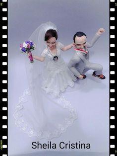 Delegada e o noivo corredor