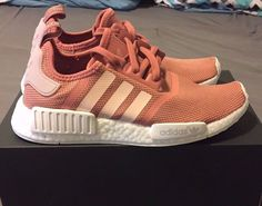 Adidas NMD R1 'Salmon' Womens Kickzr 4us AL Safety Design Ltd