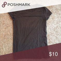 Brown T-Shirt Like new Apt.9 Tops Tees - Short Sleeve