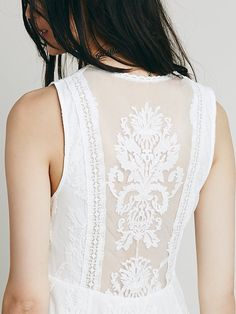 Free People Reign Over Me Sleeveless Dress, $128.00