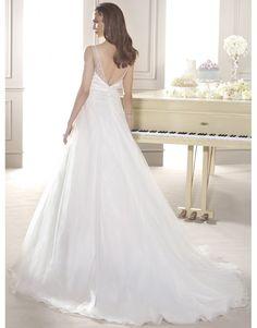 vestido de novia BRISA - Colección 2015