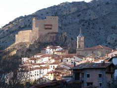 Alcalá de La Selva Teruel Spain.