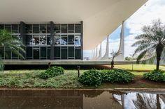Oscar Niemeyer, Gonzalo Viramonte · Supremo Tribunal Federal, 1958