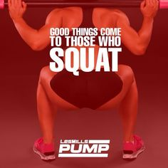 all i hear is Snoop Dogg's beat in the background.. how about you? #dropitlikeasquat #squat