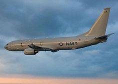 Американский самолет-разведчик приблизился к Крыму