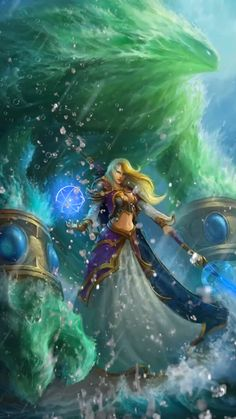 Fantasy Art Women, Beautiful Fantasy Art, Beautiful Fairies, Dark Fantasy Art, Fantasy Artwork, Fantasy Character Design, Character Art, Animated Love Images, Motion Images
