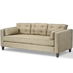 Greenpoint Sofa Single Cushion Sofas Contemporary
