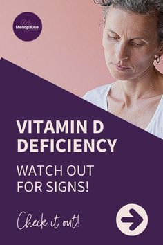 Vitamin D Deficiency | It is reported that about 1 billion people worldwide have low levels of vitamin D in their blood. Fortunately, vitamin D deficiency is preventable! Watch out for signs and symptoms... and get enough vitamin from the best sources! │ What are the signs of vitamin D deficiency? │ Symptoms of Vitamin D Deficiency │ Prevent Vitamin D Deficiency | #VitaminDDeficiency #SSymptomsOfVitaminDDeficiency #PreventVitaminDDeficiency Menopause Humor, Post Menopause, Menopause Relief, Menopause Symptoms, Supplements For Anxiety, Supplements For Women, Natural Supplements, Vitamin D Benefits, Vitamin D Foods
