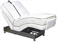 Will Medicare Pay for Adjustable Beds? Find Furniture, Furniture Styles, Furniture Deals, Luxury Bed Frames, Adjustable Bed Frame, Massage Bed, Bed Price, King Size Bed Frame, Bed Base