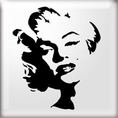 celebrity stencils - Google Search