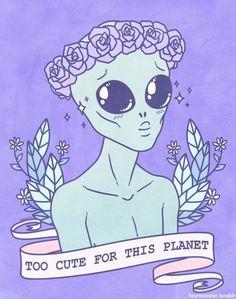 """""""Muito fofo para esse planeta"""""""
