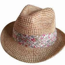 fedora hat crochet pattern free에 대한 이미지 검색결과
