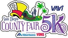 SD County Fair 5K 6/18/16