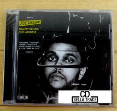 The Weeknd--Beauty Behind The Madness EXPLICIT--New CD Album August 2015