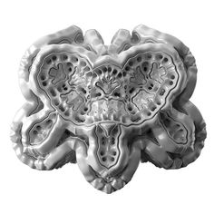 SimpSymm – Complex procedural geometry for printing Mathematics Geometry, Sculptures, Lion Sculpture, Digital Fabrication, Alien Creatures, Concept Diagram, Land Art, Creative Art, Illustration Art