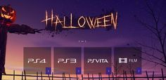 #playstation #halloween #offers click on the image for the full list