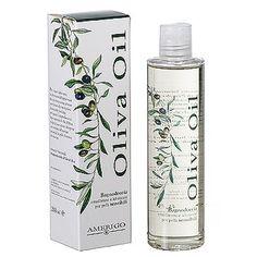 bagno schiuma olio di oliva