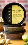 Roots Hummus -- made in Asheville, NC.