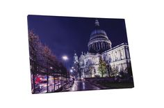 London St Paul's Cathedral Gallery Wrapped Canvas Wall Art