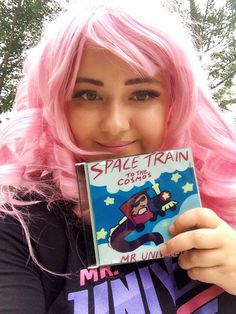 Mother of Sharks, Pictures of my Rose Quartz cosplay from today, I...