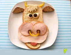 food-ideas-for-kids.jpg About Where to Find Cute Food Plating Ideas for Kids Pin You can easily use Toddler Meals, Kids Meals, Cute Food, Good Food, Funny Food, Cute Snacks, Kid Snacks, Awesome Food, Food Art For Kids