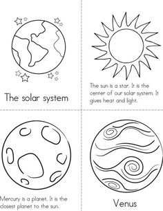 The Inner Planets Worksheet Answers Unique Our solar System Book Twisty Noodle Solar System Art, Solar System Crafts, Solar System Planets, Solar System Worksheets, Solar System Activities, Space Activities, Solar System Coloring Pages, Space Coloring Pages, Astronomy