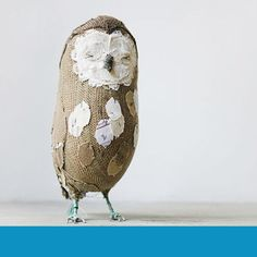 "Bird Calling ""Ponenby Owl/abigail brown"""