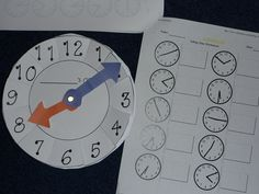 2nd Grade Math: Clock Work & Other Math Work - Homeschool Den