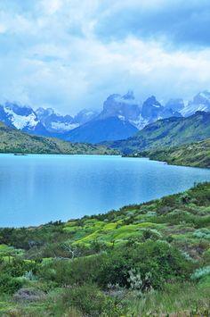 Lago Pehoe - Torres del Paine   Chile