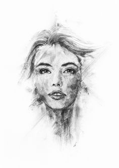 Watersoluble sketching pencil on paper, Richard Stark ART Sketching, Art Drawings, Pencil, Portrait, Paper, Illustration, Headshot Photography, Illustrations, Portraits