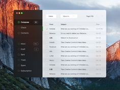 Day 008 - Email Client