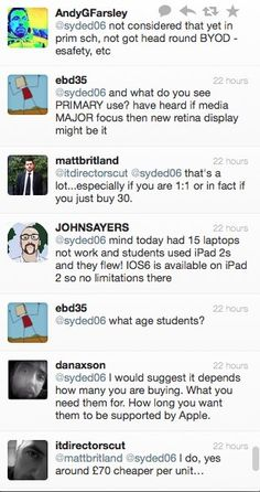 Teachers - The 10 Stages of Twitter