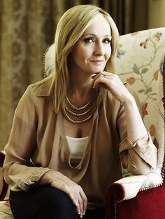 Goodreads | Photos of J.K. Rowling - Author Profile Photo