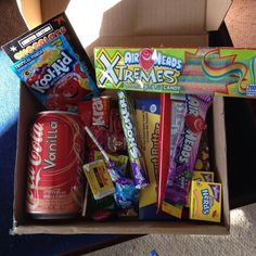 """""""Great service from @TaffyMail, thank you for sending my replacement box with a couple of little juicy extras!"""""""