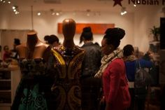 Nubian Hueman Brings African Culture to Anacostia
