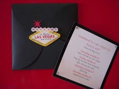Casino invitations are a great idea for your next casino-themed event!