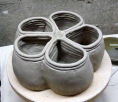 coil built sculpture - Google Search