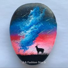 8 Best Rock Painting Ideas That Will Catch Your Eye – Art For Home Decor Rock can also be a work of art, and it is a very good ornament. In modern rock painting, it has gradually become a trend of new art Rock Painting Patterns, Rock Painting Ideas Easy, Rock Painting Designs, Pebble Painting, Pebble Art, Stone Painting, Acrylic Art, Acrylic Colors, Painting Videos