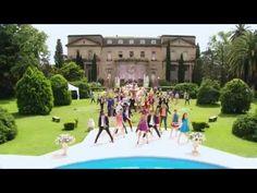 """Violetta 3 - Los chicos cantan """"Crecimos Juntos"""" (Final) - Episodio 80 [HD] - YouTube"""