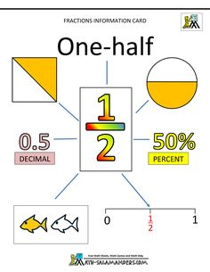 fractions made easy halves 1