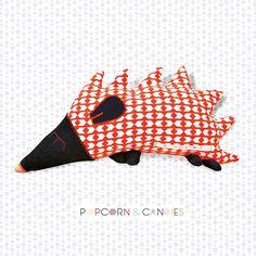 Questo riccio è il nostro capriccio. Creato con amore e tanta fantasia. #riccio #softtoys #orangemood #swedentexture