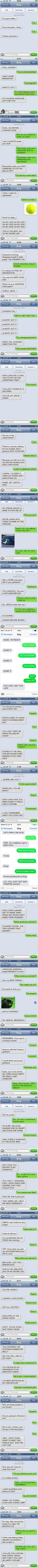 Dogs are considered by many to be man's best friend, and many of us love to wonder about exactly what our loyal and energetic companions are thinking about or what they would say to us if they could. The Text From Dog Tumblr offers answers to these questions with a modern twist – as the name suggests, the blog is all about the imaginary SMS exchange between a dog and his owner.